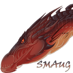 Smaug Attempt - The Hobbit by avpke