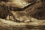 Old barn by ChristineAmat