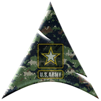 US Army Arch Logo by Ghost1227