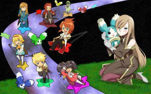 Tales of the Abyss Wall by shadowster13