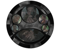 Shane Walsh Stained Glass by jojopride