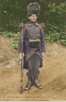 Grenadier pre World War I - Colorized by OldHank