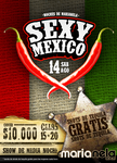 FLYER: Sexy Mexico by MVRH