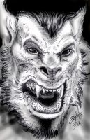 Lycan by PaulSpatola