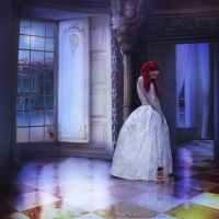 Lonely Night by flina