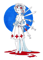 The Nurse by Sanate