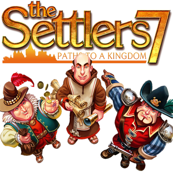 The Settlers 7 Dock Icon by MoeStrif