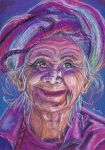 Old Lady by ahnethys