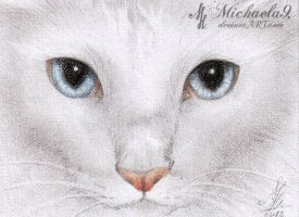 18. ACEO - Determined by Michaela9