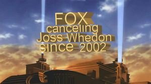 Fox protest, Joss Whedon by micro5797