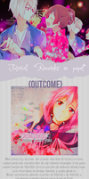 Tutorial: #4 Recuerdos en papel by a-Galaxysweth