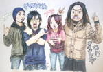 Maximum the Hormone by QuantumJinx