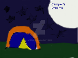 Camper's Dreams by Wizplace