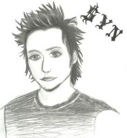 Syn Gates by booklover1997
