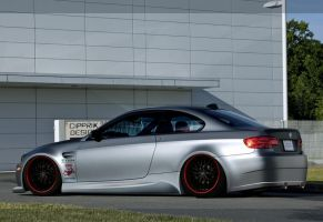 BMW M3 Coupe Frozen grey Ed by Cipprik
