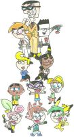 The Fairly OddPokemon by nintendomaximus