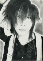 Kai from The GazettE by ShadowofChaos666