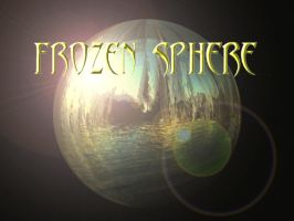 'Frozen Sphere' logotype by DoctorV23