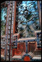 A Door to my World by molochmrk