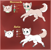 Neveah-Lee : Not mine! by pandadoge