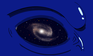 GA-Eyes of the Universe by thegriffin88