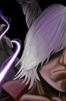 Dante, Son of Sparda by thaddeous
