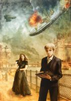 The Boy Who Hated Airships by nuxtu