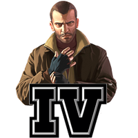 Grand Theft Auto IV Icon by WHiT-3
