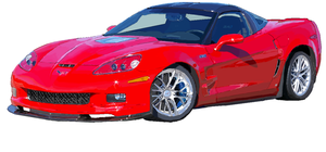 Corvette Zr1 C6 by Ant787