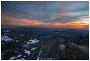 Summit Sunrise by Nate-Zeman