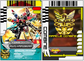 Miracle Combine GH Gosei Great by Zeltrax987