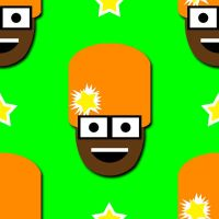 DJ Lance Rock Wallpaper Tile by DJCandiDout