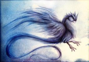 Articuno - Cold Heart by Lyswen
