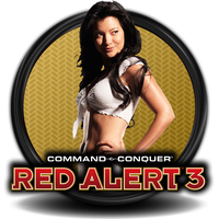 Command and Conquer Red Alert 3 Icon v6 by Kamizanon