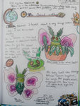 The Salad Moth - Journal page 3 by hananas59