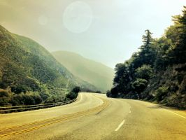 Misty Mountain Road by TheGerm84