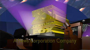 20th Century Fox Blender Replica With Byline by RSMoor