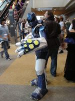 Otakon2010 Cosplay Tom-Toonami by Ho-ohLover