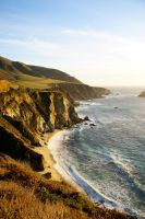 Cliff Shore by candid-stock