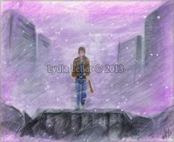 Alone In Silent Hill by Lilly-Lamb
