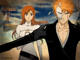 BLEACH - shadows by Nekozumi