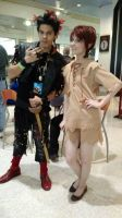 ECCC2015 - So Who's in Charge? by EmeraldDisaster