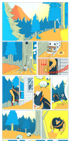 ESPEN AND THE WOLVES P1 by facesfilledwithflies