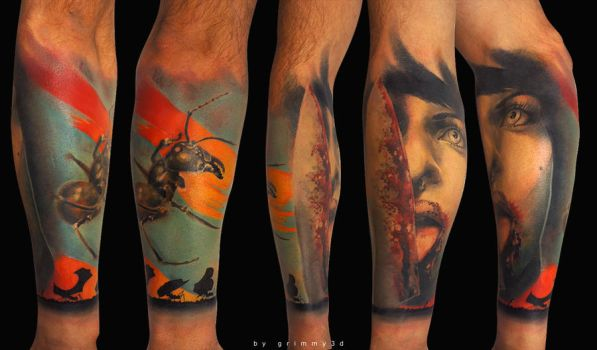 TAttoo by grimmy3d