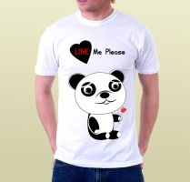 Love me Please_Tee by archys187