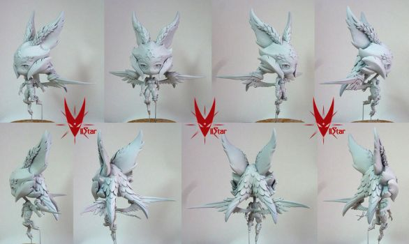 Chibi Garuda - primed by VIIStar