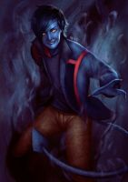 Nightcrawler by Beverii