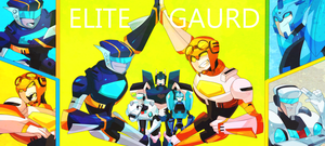 ELITE GAURD by Nyaph