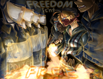 Freedom Isn't Free by CaptainJellyroll