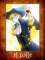 Lestat - the Fool by AinelYlenia